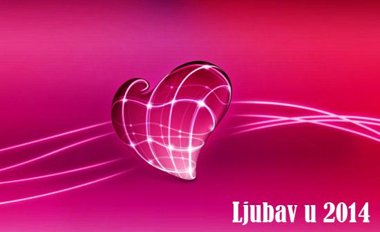 Ljubavni horoskop za 2014